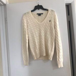 Ralph Lauren Sport - Cable-Knit Cotton Sweater